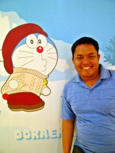 doraemon and me = doratombaymon haha