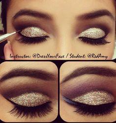 Gorgeous glitter