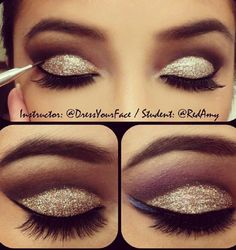 By dress your face #nightoutmakeup #mua
