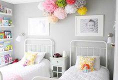 Vous avez deux enfants ou plus et ne disposez que d'une seule chambre pour les accueillir. (source photo: http://www.pinterest.com/pin/479422322805084314/