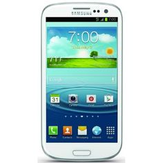 Amazon.com: Samsung Galaxy S III 4G Android Phone, White 16GB (Sprint): Cell Phones & Accessories