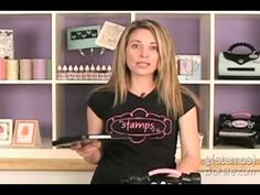Stamping Tip with Stephanie from The {Stamps} of Life: Flip-It dies, Crease Pad, Movers and Shapers