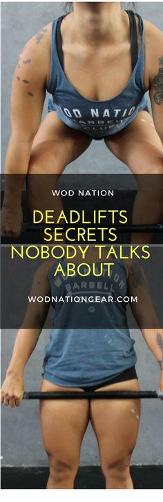 Deadlift Secrets Nobody Talks About #crossfit