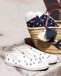 Bensimon x Emoi Emoi Bensimon Shoes, Le Tennis, Shoes Heels, Flats, Ugg, Bleu Marine, Keds, Moccasins, Nautical