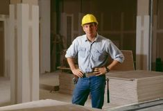 Gypsum-filled drywall, often referred to by brand names such as Sheetrock and Gyproc, is a standard building material used in almost all new construction. According to California's Department of ...