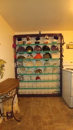 shelving made from old box springs mattresses pinterest old boxes bed springs and old. Black Bedroom Furniture Sets. Home Design Ideas