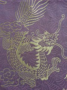 Thème #Dragon pour les #tissus #PascaleGontier. #Fabric #luxury #paris #Édition