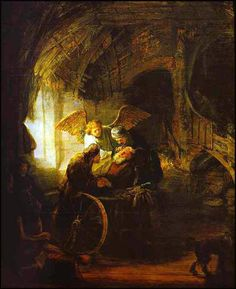 Rembrandt....I would LOVE a print of this in my home as well.