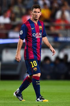 El Mas Grande de toda la historia, de nuevo Campeon de la Liga Europea, guia al Barcelona a su quinta Copa Europea. Mas asistencias, mas goles, mas pases, mas intervenciones.....el mas grande de todos.