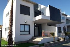 Property Ref 4013: New Build Apartments situated in Pilar de la Horadada. Comprise of living room/kitchen, 2 bedrooms, 2 bathrooms and terrace. There are 2 communal swimming pools and a kids play area. Key ready apartments, white goods included, various extras available.    Prices from 122.800€