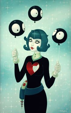 """Evolution of Language"" Tara McPherson"