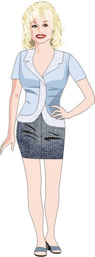Dolly Parton Paper Doll.This From Gail's Paper Doll - MaryAnn - Picasa Web Albums