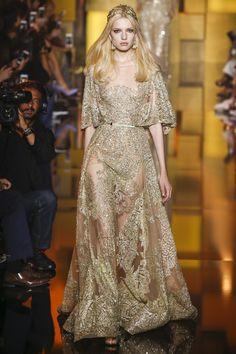 Elie Saab (Haute Couture Fall/ Winter 2015-16)
