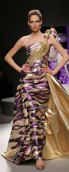 Georges Chakra Spring-summer 2009 - Couture - http://www.orientpalms.com/georges-chakra-857