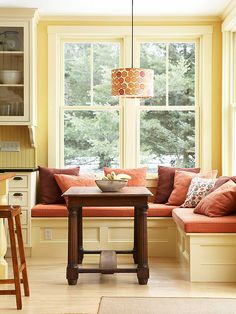 New Ideas for Decorating in Orange