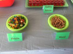 Terraria party food
