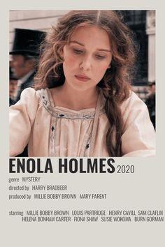 Enola Holmes by cari