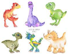 Easy Dinosaur Drawing, Dinosaur Art, Cute Dinosaur, Clipart Baby, Cute Clipart, Baby Cartoon, Cute Cartoon, Blue Butterfly Tattoo, Dinosaur Images