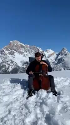 Sound Of Music, Good Music, Christian Anders, Music Status, Cello Music, Funny Emoticons, Good Morning Gif, Amazing Paintings, Classical Music