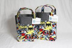 Batgirl  Handy Bags by DaydreamersEmporium on Etsy