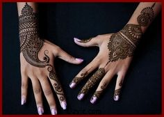 Simple Mehndi Designs For Hands     #SimpleMehndi #MehndiDesigns…