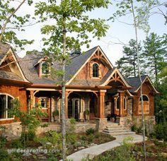 wood mission cratsman porch