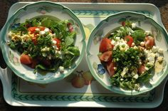 summer salad:)
