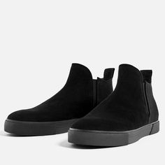 Image 6 of CASUAL CHELSEA ANKLE BOOTS from Zara