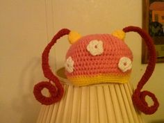 Mili hat for my daughters b day