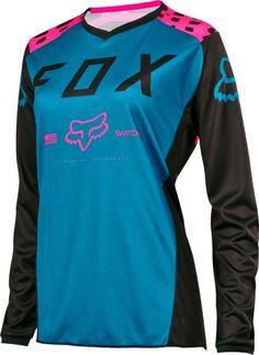 Fox Racing - Womens Switch Jersey