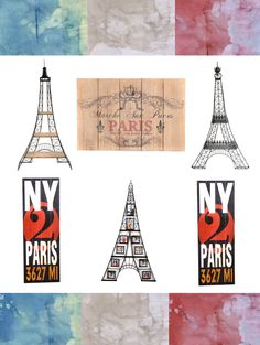 Eiffel Inspiration - My Kirklands Blog