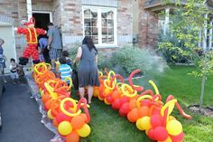 Fire Fighter Birthday Party Ideas | Photo 2 of 10 | Catch My Party
