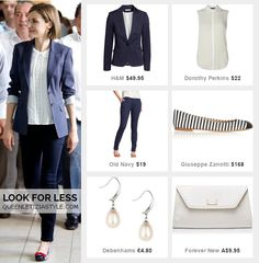 May 2015 - Shop Queen Letizia's nautical style for less