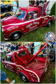 We head Over The Pond with this next Towin Tuesday Mini. Which just happens to be THE BEST FRICKIN MINI PICKUP TRUCK EVER!
