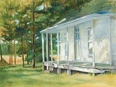 Barbara Hipwell~ Fine Art in Oils Mommie Dearest, Cotton Fields, Art Studios, Sunlight, Gazebo, Art Gallery, Farmhouse, Outdoor Structures, Fine Art