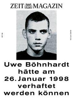 Nr. 25/13: Uwe Böhnhardt hätte am 26. Januar 1998 verhaftet werden können