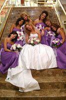 Wedding, Bridesmaids, Bride, Formal, Melissa anne photography