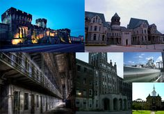 Iconic haunted locations, sites, that ghost hunters can investigate