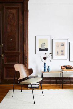 simple chic interior home design House Design, Interior, Decorating Small Spaces, Living Room Decor, Home Decor, House Interior, Home Deco, Home Interior Design, Interior Design