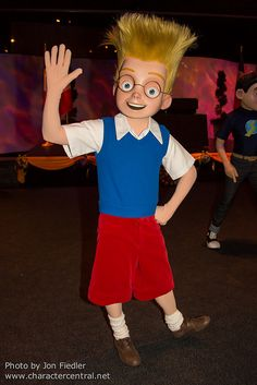 Lewis from Meet the Robinsons - May 2013