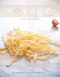 Voyage Magazine : Food Edition