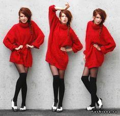 Модная блогерша Ebba Zingmark...) / эбба зингмарк