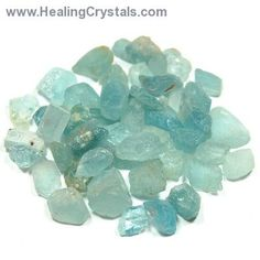 Whenever I feel upset my go to crystal is Aquamarine. The soothing energy of Aquamarine makes it the perfect companion to calm fears and phobias Crystals Minerals, Rocks And Minerals, Crystals And Gemstones, Stones And Crystals, Healing Stones, Crystal Healing, Crystals Store, Gemstone Properties, Mineral Stone