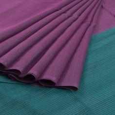 Vriksh Handwoven Stripe Angle Tussar Cotton Saree 10006931 - profile - AVISHYA.COM