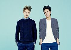 The Class Spring 2015 Ad Campaign Feat. CNBLUE | Couch Kimchi  Yonghwa Jonghyun