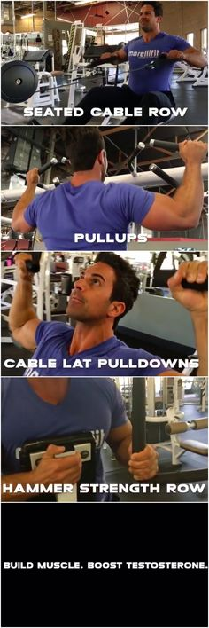 Another great workout used to build rock hard muscle. These are the types of exercises that we have put together in our Real Mass Program, where you can put on up to 10 lbs of real muscle in 8 weeks.