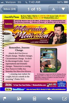 Mike Murdock Mike Murdock, Wisdom Quotes, Quotations, Pray, Dr Mike, Spirituality, Coding, Motivation, Scriptures