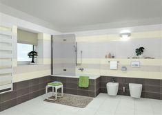 Táhne vás to spíše k moderní a jednoduché koupelně? Série koupelnových obkladů a dlažeb Living Town nezklame ani toho nejnáročnějšího zákazníka. Vybírat můžete z nevšedních barevných odstínů, ale také klasických. #keramikasoukup #koupelnyodsoukupa #inspirace #serielivingtown #koupelna #inspiracekoupelny Alcove, Bathtub, Bathroom, Standing Bath, Washroom, Bathtubs, Bath Tube, Full Bath, Bath