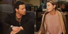 12 Reasons Alex Is The Only Option For Meredith -- womendotcom
