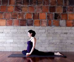 yoga sequence for pregnancy back pain